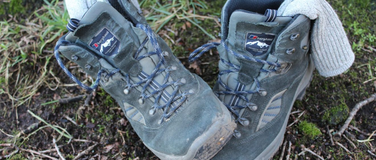 walking, boots, exercise,